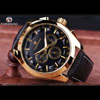FORSINING メンズ腕時計 機械式  自動巻き 高級ブランド 海外輸入品