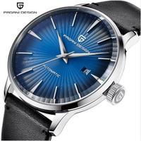 PAGANI メンズ腕時計 機械式 自動巻き 自動日付 防水 海外限定品