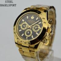 STEELBAGELSPORT メンズ腕時計 機械式 防水 自動日付 海外ブランド 海外輸入品 人気