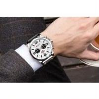 Curren メンズ腕時計 クォーツ クロノグラフ 防水 自動日付 日本未入荷 海外限定品