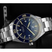 San Martin メンズ腕時計 機械式 自動巻き 防水 発行針 高級腕時計