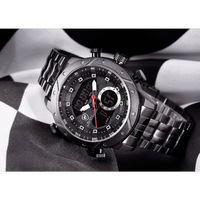 SHARK SPORT WATCH メンズ腕時計 クォーツ自動日付 防水  クロノグラフ スポーツ 高級ブランド