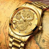 BIDEN メンズ腕時計 クォーツ 耐衝撃 発光針 耐水 海外輸入品