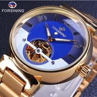 FORSINING メンズ腕時計 機械式 自動巻き トップブランド 海外輸入品