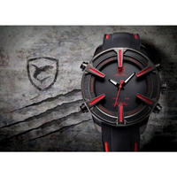 SHARK SPORT WATCH メンズ腕時計 クォーツ 防水 LEDカレンダー 海外限定品