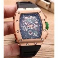 Age Girl メンズ腕時計 機械式 自動巻き スケルトン  海外限定品  日本未発売