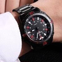 EYKI メンズ腕時計 クォーツ 防水 発光 海外輸入品 人気