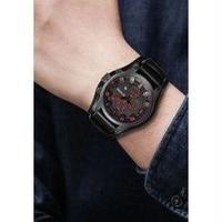 Curren メンズ腕時計 クォーツ クロノグラフ 自動日付 防水 メンズファッション 人気