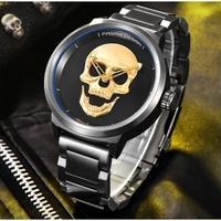 PAGANI DESIGN メンズ腕時計 クォーツ 防水 海外ブランド 日本未入荷 人気