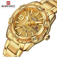 NAVIFORCE メンズ腕時計 クォーツ 防水 日本未発売 海外限定品