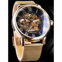 Forsining メンズ腕時計 機械式 人気 海外限定品 日本未入荷