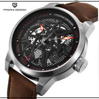 Pagani メンズ腕時計 自動巻 トゥールビヨン 海外ブランド