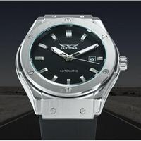 JARAGAR メンズ腕時計 機械式自動巻き ダイヤルカレンダー 自動日付