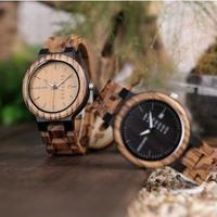 BOBO BIRD メンズ腕時計 クォーツ 自動日付 海外ブランド 人気 海外輸入品