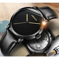 JIN SHI DUN メンズ腕時計 機械式 防水 自動巻き 日本未発売 海外限定品