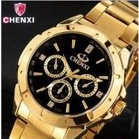 CHENXI メンズ腕時計 クォーツ式 防水 海外限定品 人気