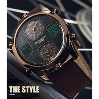 EYKI メンズ腕時計 クォーツ 防水 スポーツウォッチ 海外輸入品 ミリタリー