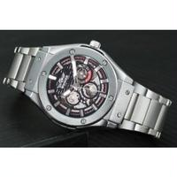 T-WINNER メンズ腕時計 機械式 スケルトン 人気