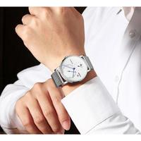 Cadisen メンズ腕時計 機械式 自動巻き 自動日付  防水 高級腕時計