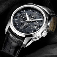 CARNIVAL メンズ腕時計 機械式 自動巻き 自動日付 防水 高級腕時計