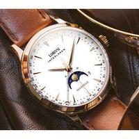 LOBINNI メンズ腕時計 機械式 自動巻き ムーンフェイズ  高級腕時計 海外限定品