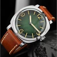 San Martin メンズ腕時計 機械式 自動巻き ダイバーズウォッチ 発光針 高級腕時計