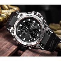 SANDA メンズ腕時計 クオーツ クロノグラフ 防水 自動日付 海外限定 人気