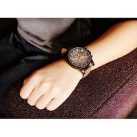 【4カラー】Yazole クォーツ腕時計 ビジネス腕時計 メンズ ファッションクォーツ  レザー