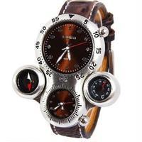 Oulm メンズ腕時計 クォーツ 海外ブランド 日本未入荷 海外限定品