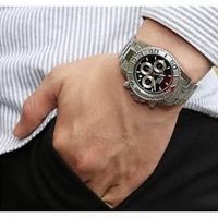 LOREO メンズ腕時計 機械式 自動巻き 日付表示 防水 海外限定品