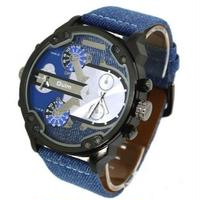 Oulm メンズ腕時計 クォーツ 海外ブランド メンズファッション 人気