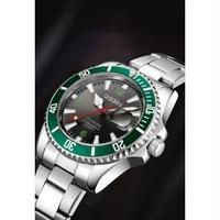 aidis メンズ腕時計 クォーツ 防水 自動日付 海外ブランド 日本未入荷 人気