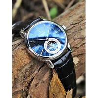 BINKADA メンズ腕時計 機械式 自動巻き トゥールビヨン 自動日付 防水 高級腕時計