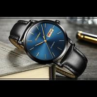 JIN SHI DUN メンズ腕時計 機械式 自動巻き 耐水 耐衝撃 海外輸入品 人気