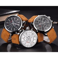 PAGANI DESIGN メンズ腕時計 クォーツ クロノグラフ 防水 自動日付 海外限定品 高級腕時計