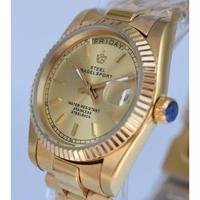 STEELBAGELSPORT メンズ腕時計 機械式 自動巻き 防水 自動日付 海外限定品 海外ブランド