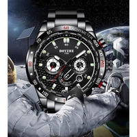 BOYZHE メンズ腕時計 機械式 自動巻き 自動日付 防水 発光 海外輸入