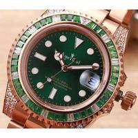 Age Girl メンズ腕時計 機械式 自動巻き 防水 海外輸入品 海外ブランド 人気