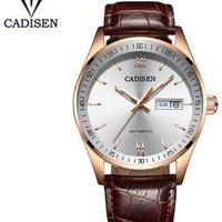 Cadisen メンズ腕時計 海外ブランド 海外限定 高級 防水 自動機械式