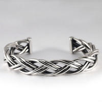 6st BRAID BANGLE 2.0
