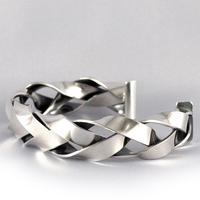 3st FL-BRAID BANGLE  6.0