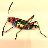 troveloreブローチ 300grasshopper