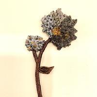 troveloreブローチ 145hydrangea