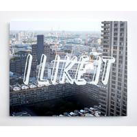 I LIKE IT_photo aluminum mount