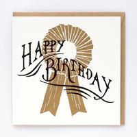 ギフトカード_HAPPY BIRTHDAY MEDAL