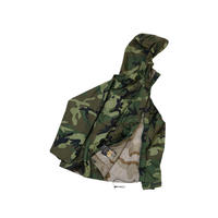 ALPHA INDUSTRIES REVERSIBLE CAMO NYLON JACKET