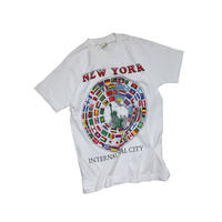 "USED "" NEW YORK INTERNATIONAL CITY"" T-shirt"