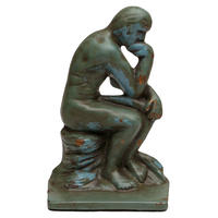 "USED ""THE THINKER"" BOOK STAND"