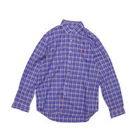 RALPH LAUREN PLAID L/S SHIRT