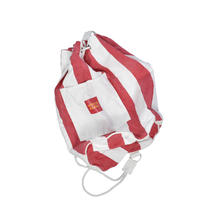 "USED ""WELLS FARGO"" DRAWSTRING BAG"